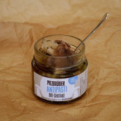 Pilzbrueder-Antipasti-Shitake(c)Porcella